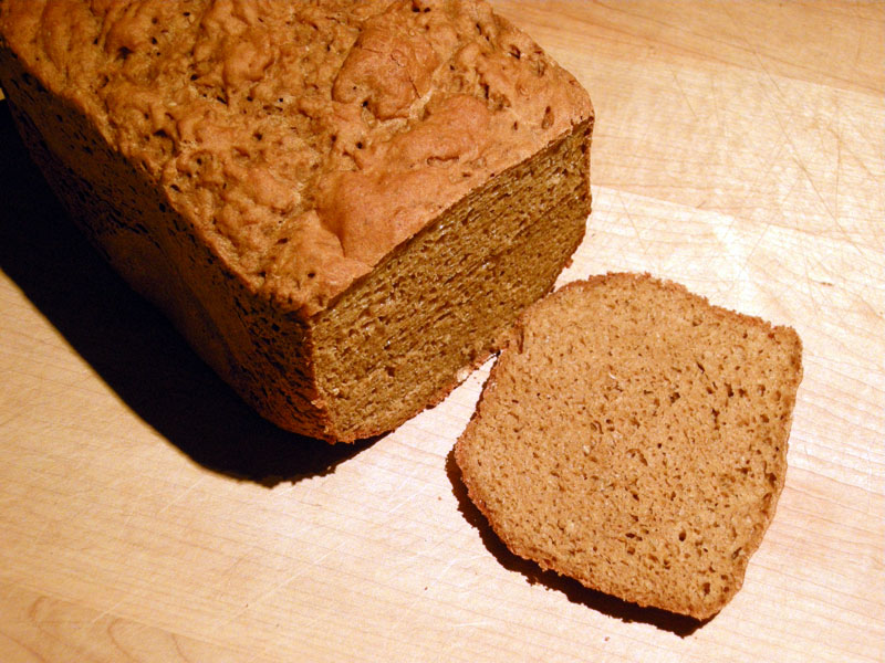 Gluten Free Bread Recipe Review Basic Millet Bread