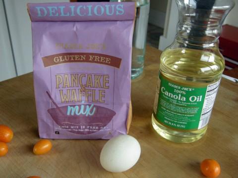 Gluten Free Pancake and Waffle Mix