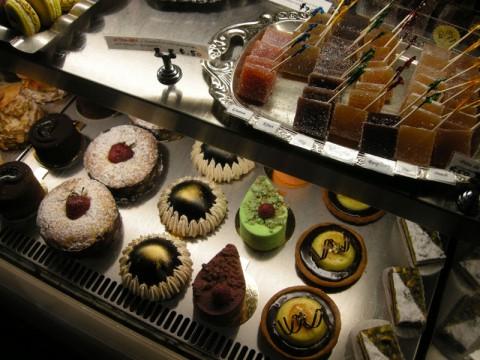 Gluten Free Desserts at Pix Patisserie