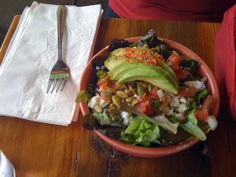 Salad at Por Que No