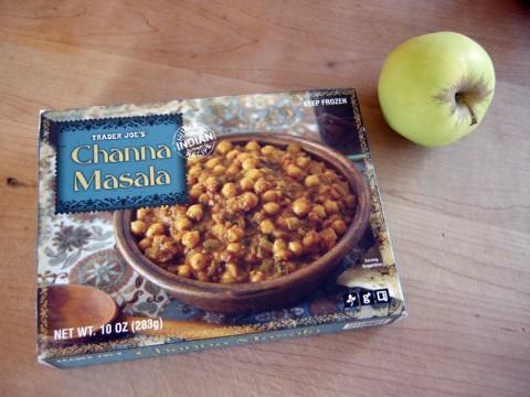 Trader Joe's Gluten Free Channa Masala