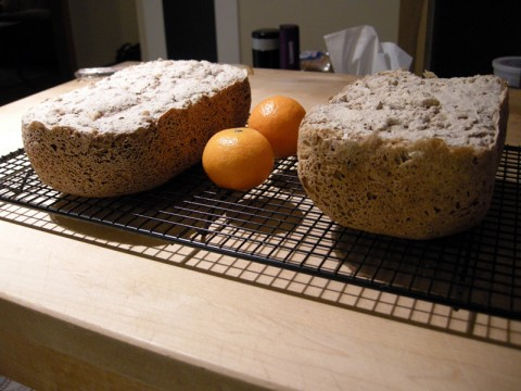 Gluten Free Bread Machine Bake-Off