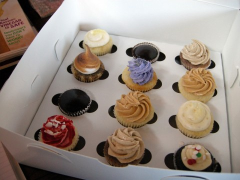 Crave Gluten-Free Cupcakes