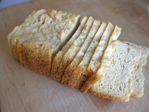 White Gluten-Free Sandwich Bread