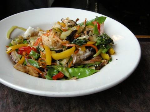 Beaches Mandarin Chicken Rice Bowl