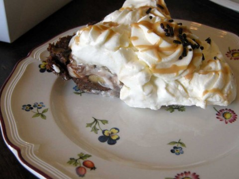 Gluten Free Banana Cream Pie