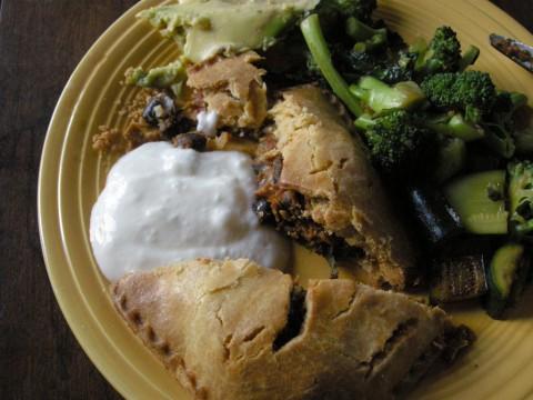 Gluten-Free Savory Pie