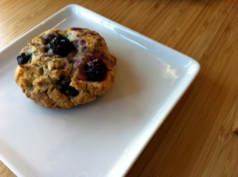 Gluten Free Berry Scone at Tula
