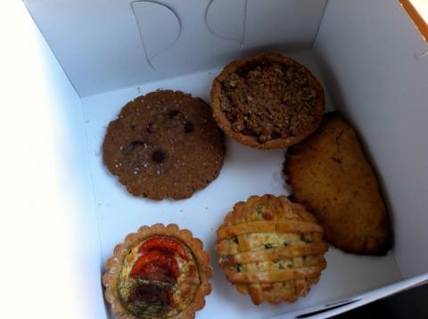 gluten-free baked goodies