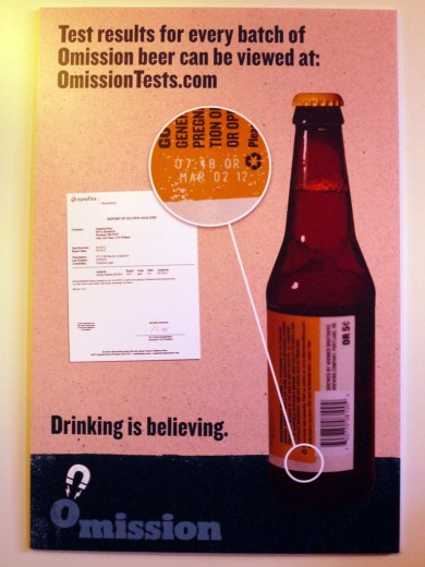Omission Testing Results
