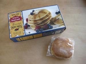Trader Joe's Homestyle Gluten Free Pancakes