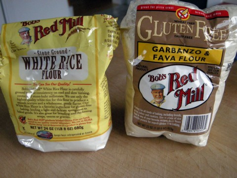 Bob's Red Mill Gluten-Free Flours