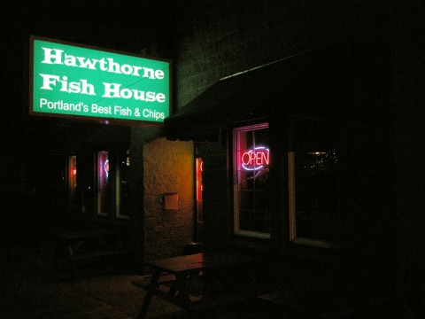 Hawthorne Fish House
