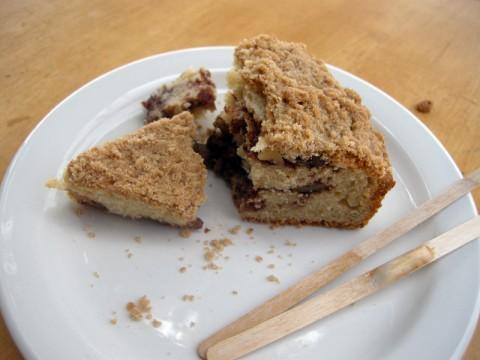 Gluten-Free Coffee Cake