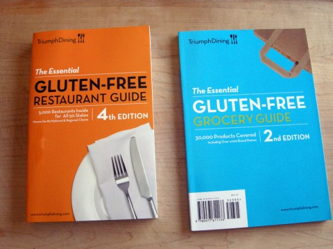 Triumph Dining Gluten-Free Guides