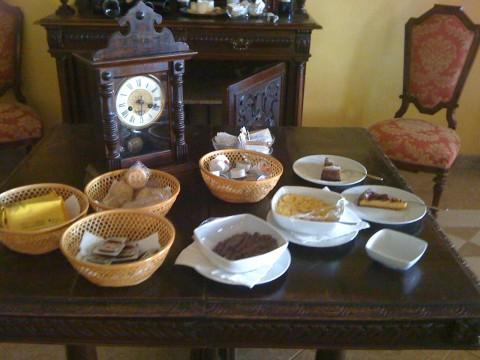 Gluten Free Breadfast at Hotel Gallo