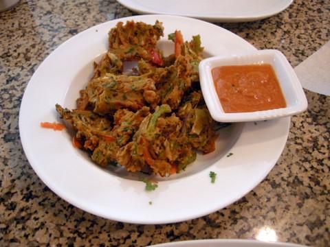 Gluten-free Vegetable Pakoras
