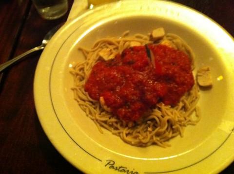 Pastini Gluten-free spagetti