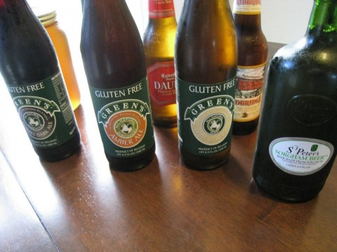 Gluten Free Beers Reviewed