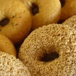 Cascadia gluten-free bagel