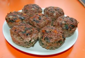 dr samantha meat muffins