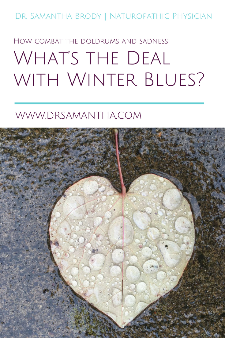 What's the Deal with Winter Blues?