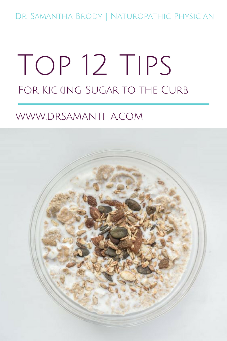 Kick Sugar to the Curb | Dr Samantha's blog