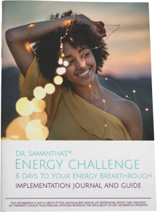 DR Samantha's Energy Challenge Email Series