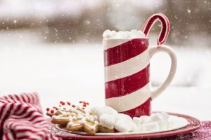 eat just one cookie to reduce your overwhelm at the holidays