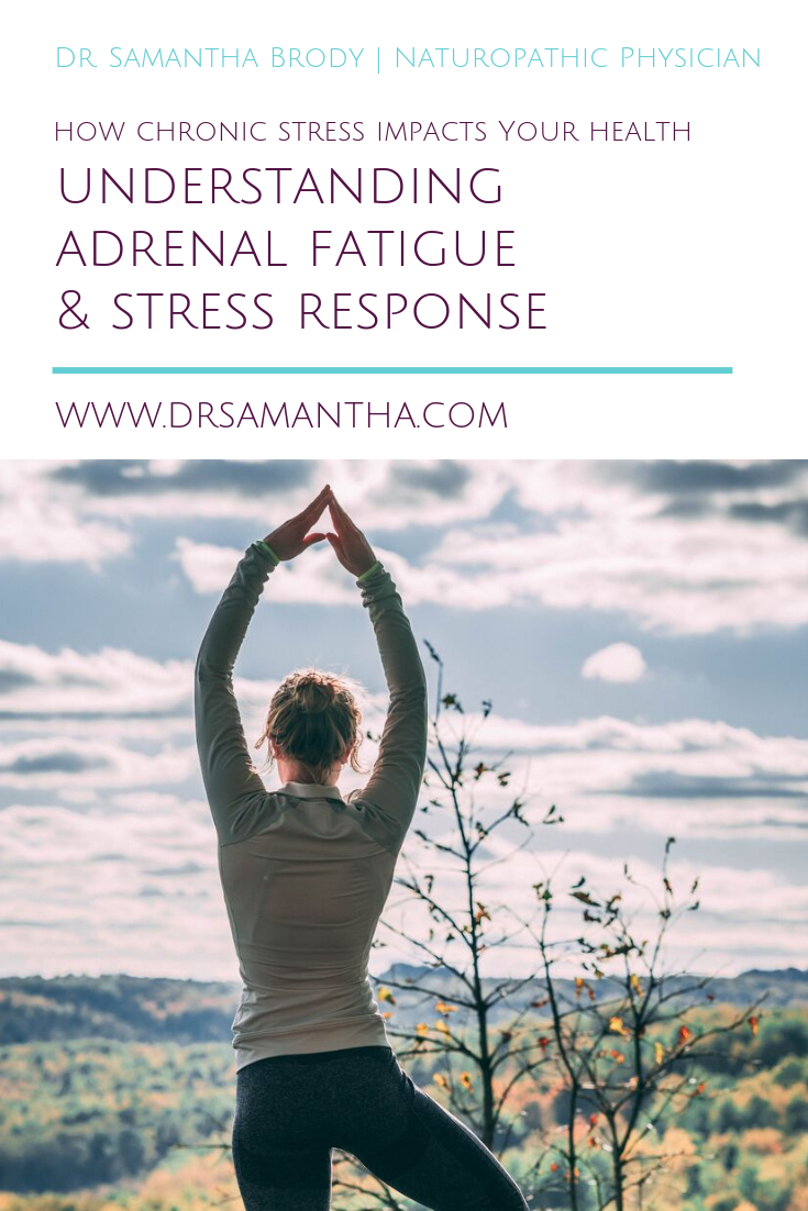 understanding adrenal fatigue & stress response | how chronic stress impacts Your health