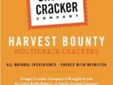 Product Review: Oregon Cracker Company's Harvest Bounty Multigrain Crackers.