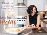 Gluten-Free Vitality- Dr. Samantha's 5-week Virtual Class starts June 3rd!